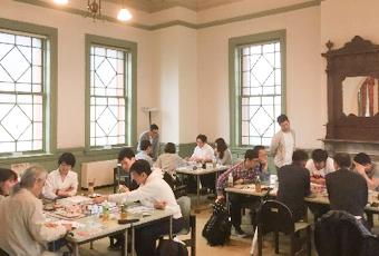 福岡市キャッシュフローゲーム会開催の様子